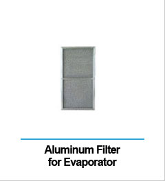 Aluminum Filter for Evaporator이미지
