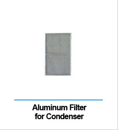 Aluminum Filter for Condenser이미지